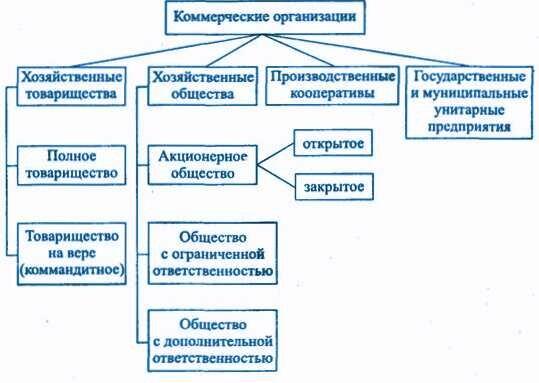 некоммерческих организациях в таблицах